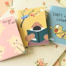 Set 01 Isme Mini cartoon notebooks