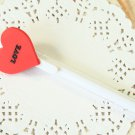 Heart Look at Me cute cartoon ballpen