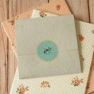 Chipboard Grey NO Glue CD sleeve envelopes