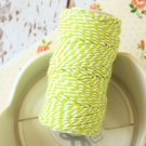 Lime Green 20m Everlasto Bakers Twine string spool