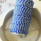Oxford Blue 20m Everlasto Bakers Twine string spool