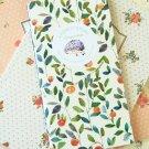 Hedgehog A Forest Story kraft paper notebook