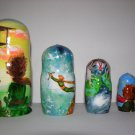 The Little Prince nesting doll