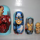 Awengers nesting doll