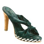 Vincci SLIP-ON HEEL (GREEN)