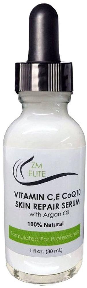 Vitamin C, E & Coq10 Skin Repair Serum