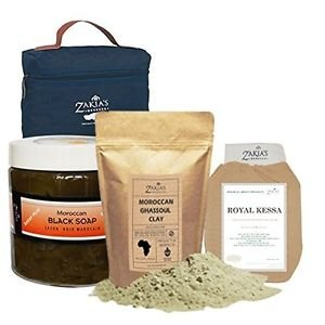 Moroccan Bath & Shower Set - 7 Scents to Choose from!