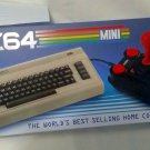 The Retro Commodore C64 Modded Mini Game Console