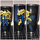 Kentucky wildcats 30 oz ozark trail tumbler