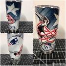 30 ounce New England Patriots Ozark Trail tumbler