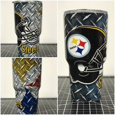 Pittsburgh Steelers 30 ounce tumbler