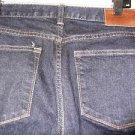 """New! Women's Ralph Lauren Jeans LRL Dark Cotton Blend 8 Classic Bootcut 31"""" L"""