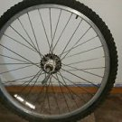 26 x 1.95 WHEEL DEORE DX SHIMANO FH-M650 7 SP COMPLETE
