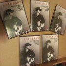 Esteban's Instructional Method Classical Guitar 5 DVDs (4 unopened, 1 opened)