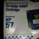 DataProducts Remanufactured Tri-Color InkJet Cartridge Replaces HP 57 1/2014 NIP