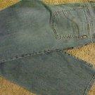 Women's DKNY jeans boot cut 10R cotton blend 33 inseam medium mid rise light