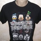 """The Twilight Zone -Tower of Terror"" Childs L Disney All Seasons Black T Shirt"