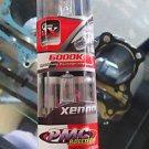 H6M h6m h6 35/35W Head Light ATV CLEAR Xenon YAMAHA BANSHEE YFZ350  YFM350/700