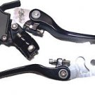 Yamaha Banshee YFZ350 Warrior YFM350  YFM660 Lever Set Brake Clutch BLACK