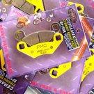 POLARIS FRONT BRAKE PADS SETS CERAMIC - CERAMIX SPORTMAN RANGER RAZR 800 09-2012