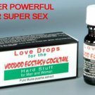 STRONG SEX DROPS - POWERFUL  APHRODISIAC - ADD TO ANY DRINK FOR ECSTATIC SEX! A+