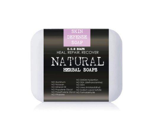 Elderberry Defense Soap Bars (Value 2 Pack)