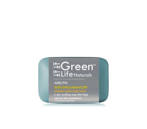 Arbutin Anti-Inflammatory Cleansing Soap Bars (Value 2 Pack)