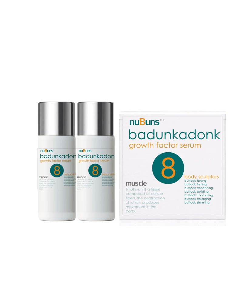 NuBuns� Badunkadonk Growth Factor Serum