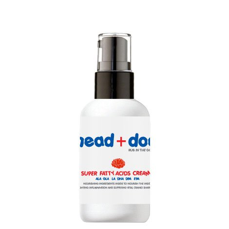 Head Doc (TM) Super Fatty Acids Cream