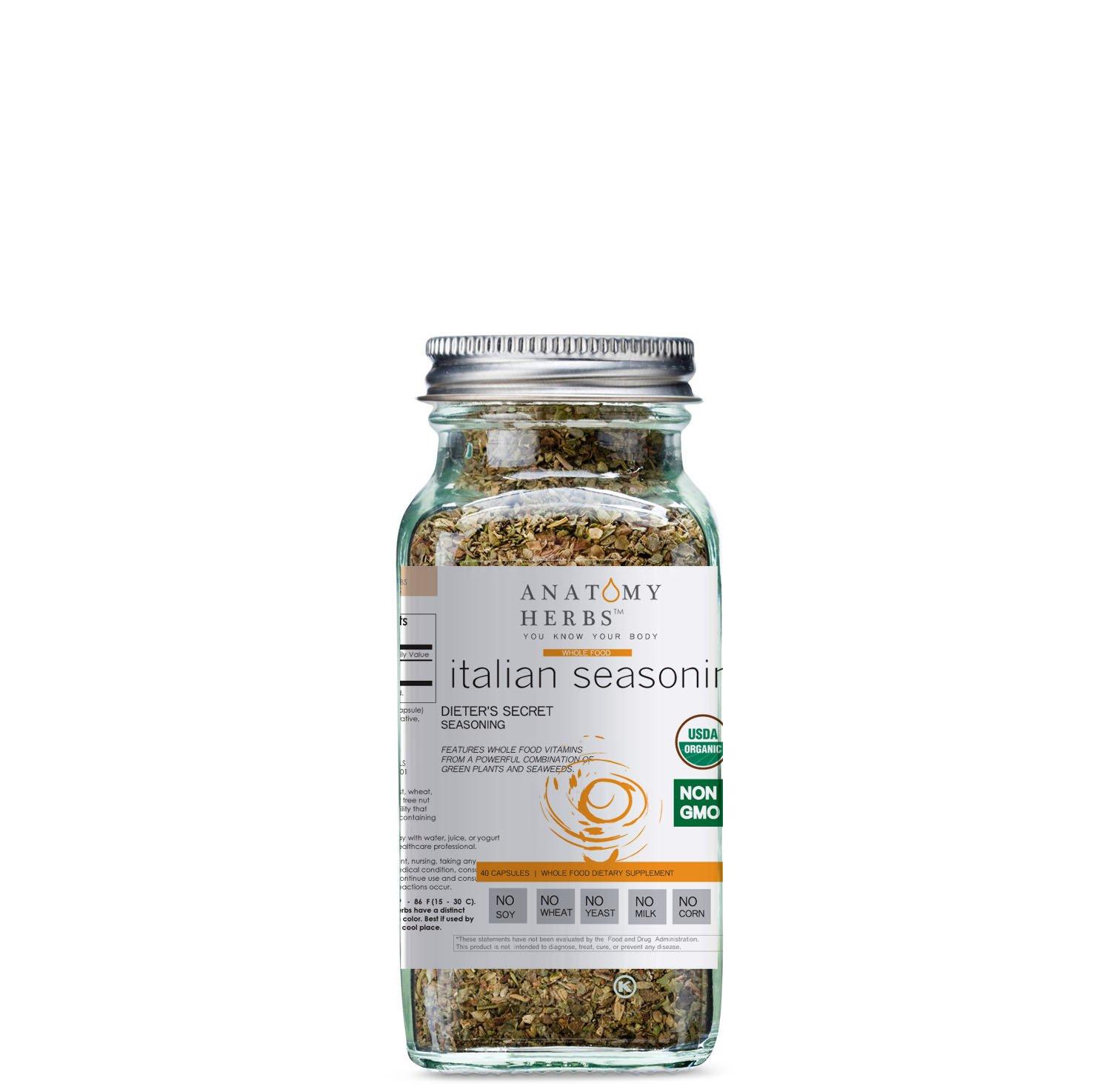 Italian Herb Dieter's Secret Seasoning (Fat Burner)