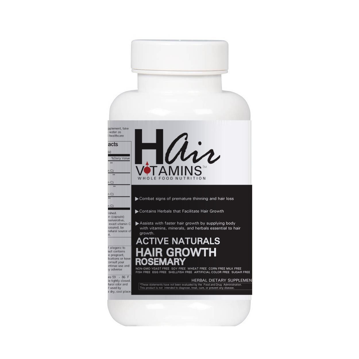 Rosemary Super Speed Hair Growth Support Capsules