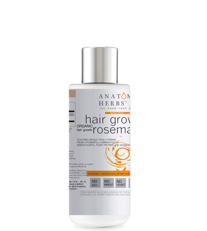 Rosemary Super Speed Hair Growth Shampoo
