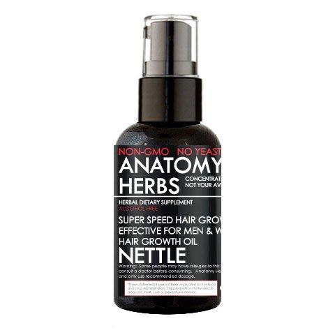 Nettle DHT Super Speed Hair Growth Oil