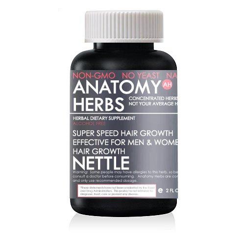 Nettle Herbal Hair Growth Capsules