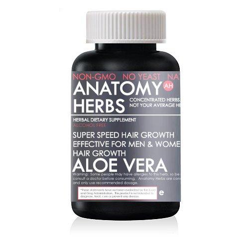 Aloe Vera Fuller Hair Growth Capsules