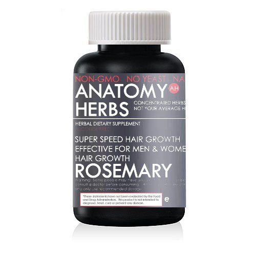 Rosemary Follicle Hair Growth Capsules
