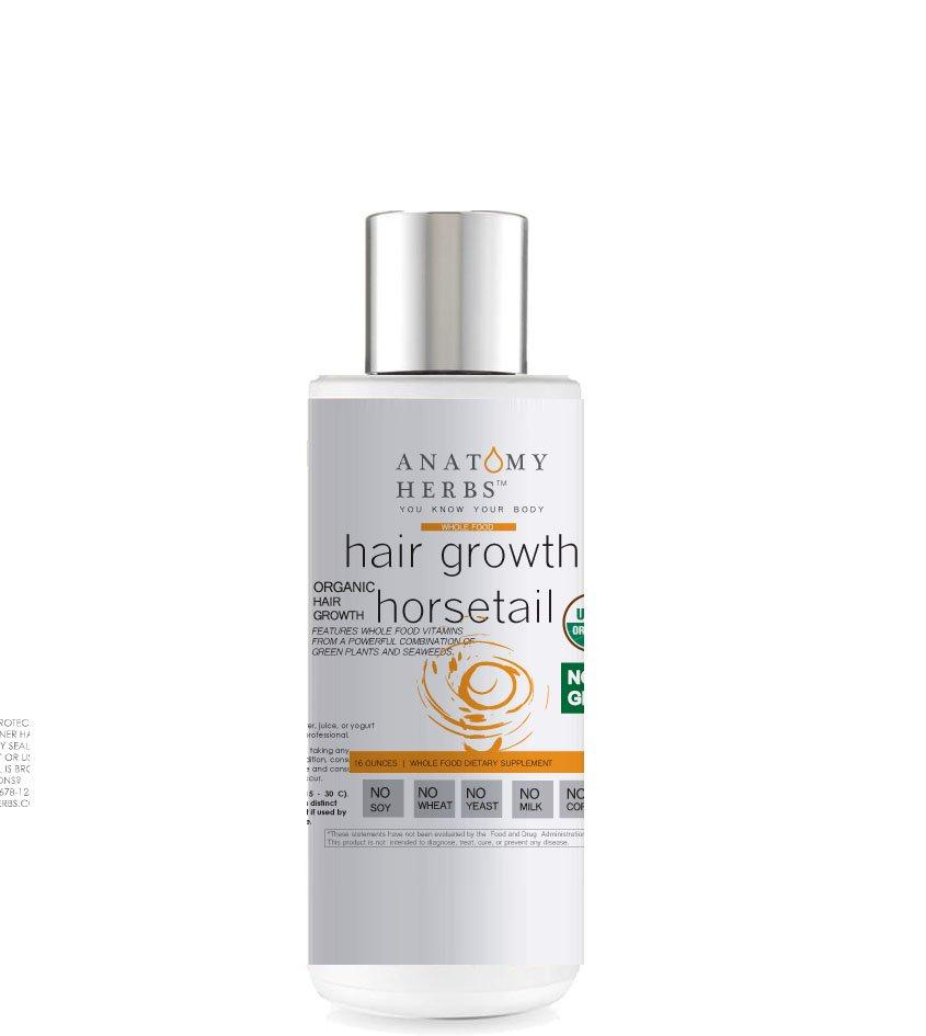 Horsetail Hair Restoration Hair Growth Shampoo