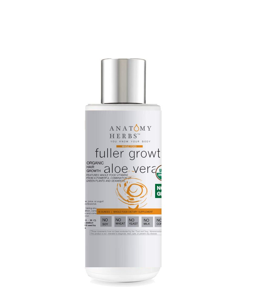 Aloe Vera Fuller Hair Growth Shampoo
