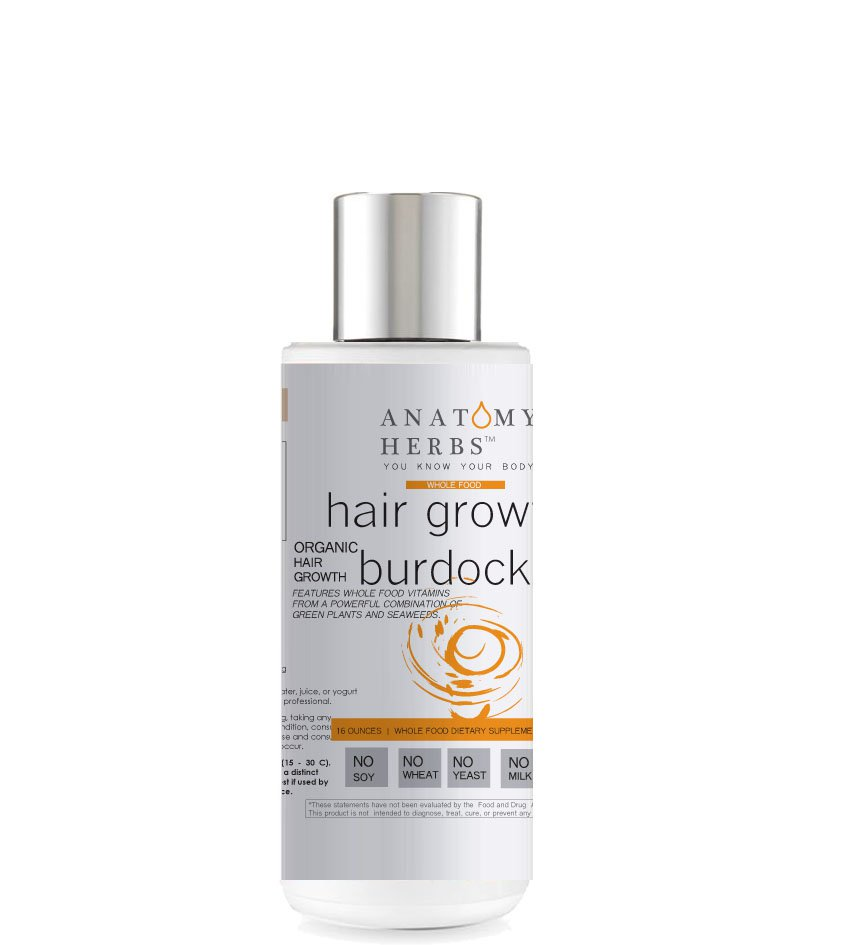 Burdock Hair Restoration Hair Growth Shampoo