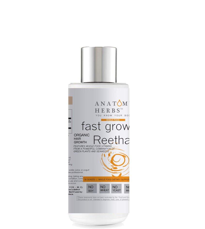 Reetha Faster Hair Growth Shampoo