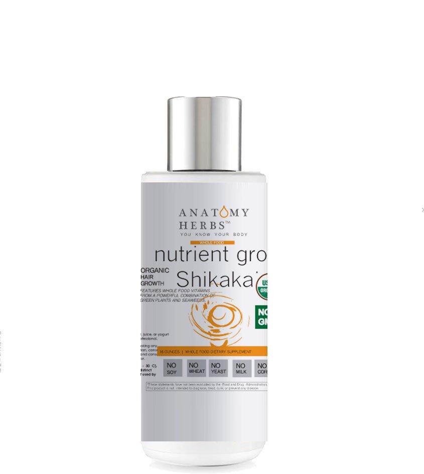 Shikakai Micronutrient Hair Growth Shampoo