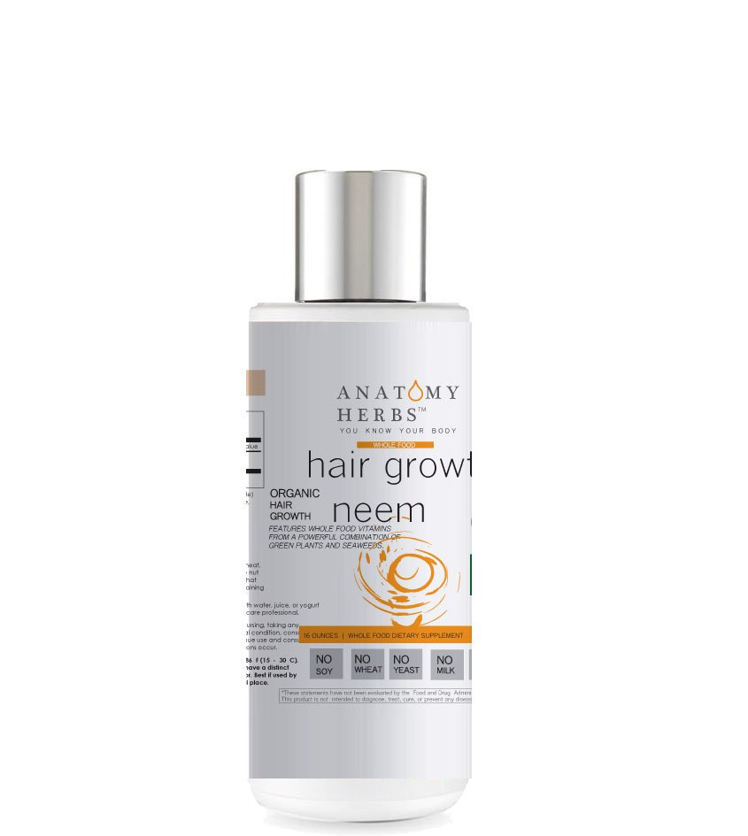 Neem Anti-fungal Hair Growth Shampoo