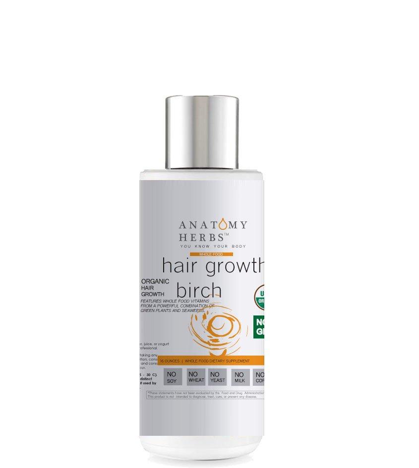 Birch Stimulating Hair Growth Shampoo