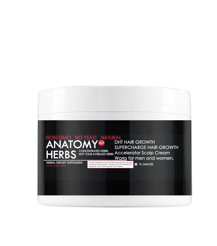 DHT Supercharge Accelerator Hair Growth Scalp Cream