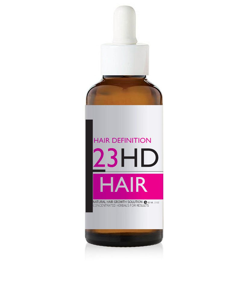 HD Women's Natural Hair Growth Solution