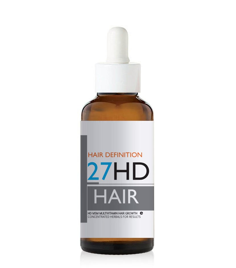 HD MSM Multivitamin Hair Growth Serum