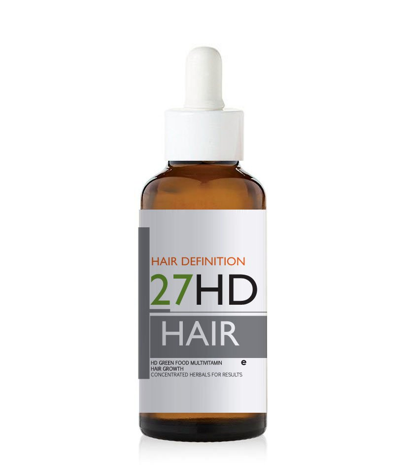 HD Greenfood Multivitamin Hair Growth Elixir