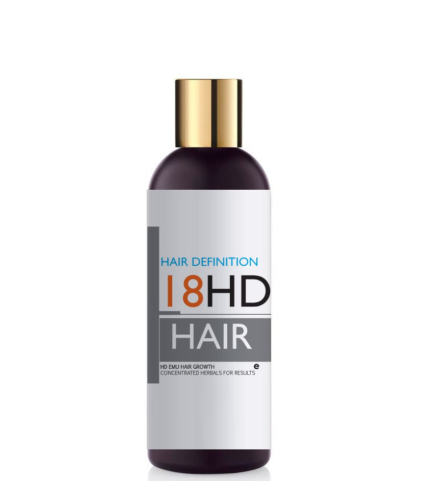 HD Emu Hair Growth Stimulating Shampoo