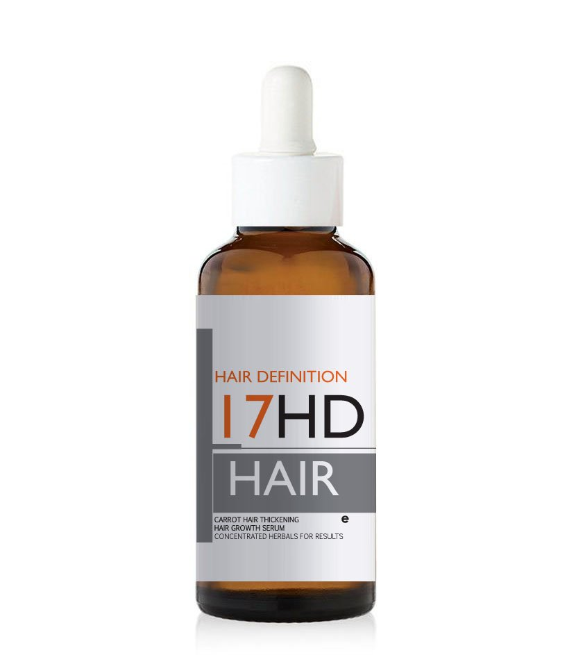 Carrot Hair Growth Thickening Oil