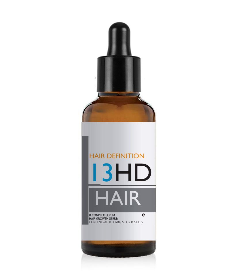 B Complex Hair Growth Restorative Serum
